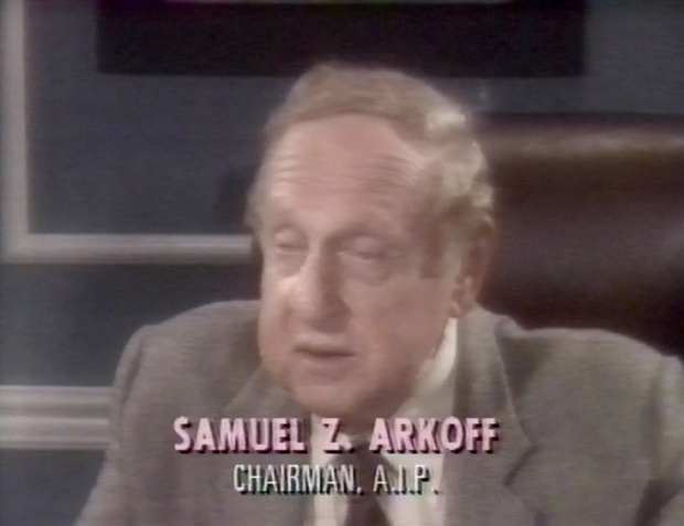 Samuel Z Arkoff