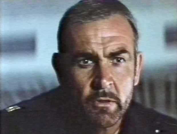 Sean Connery in Outland