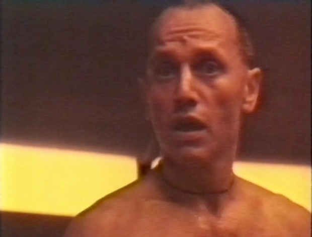 Steven Berkoff in Outland