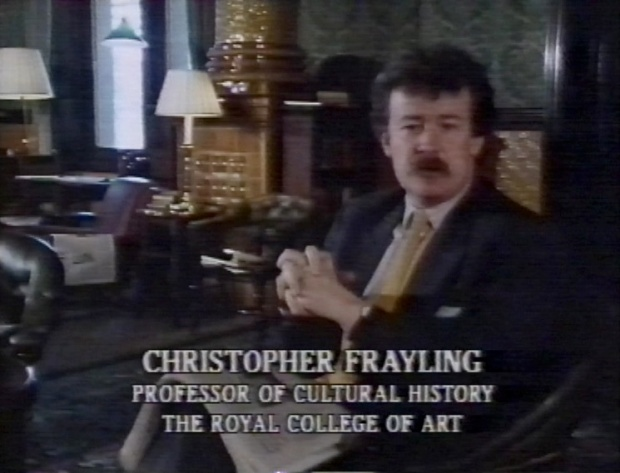 Christopher Frayling