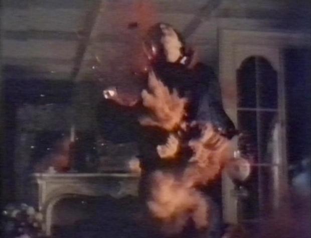 John Cassavetes Exploding