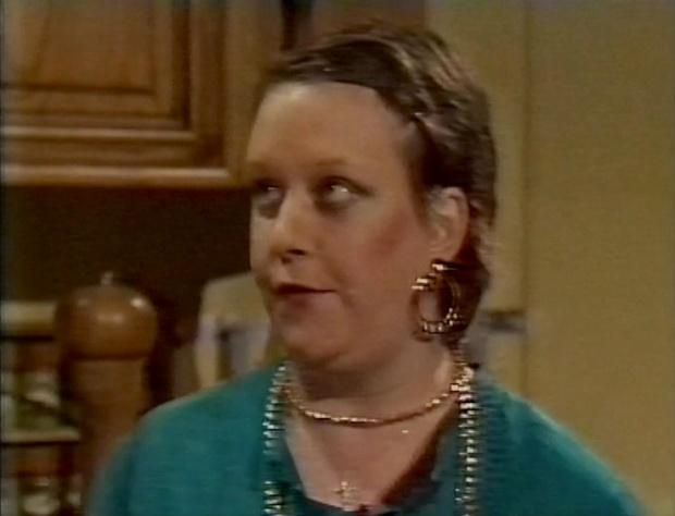 Kathy Burke as Tina Bishop 2