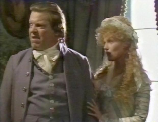 Warren Clarke as Mr Hardwick