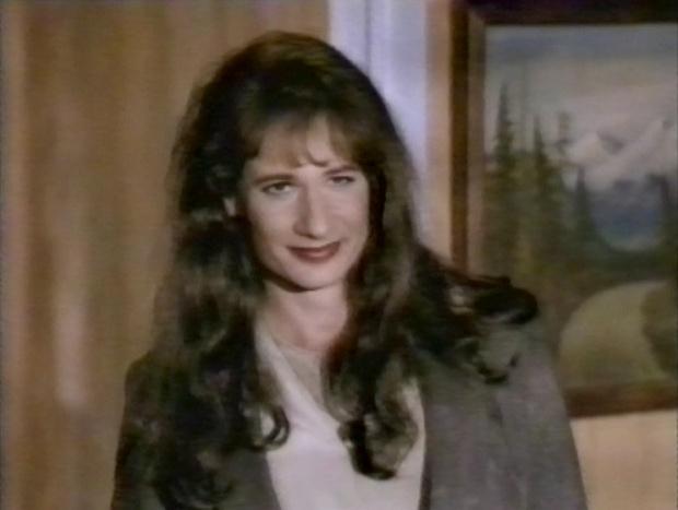 David Duchovny in Twin Peaks
