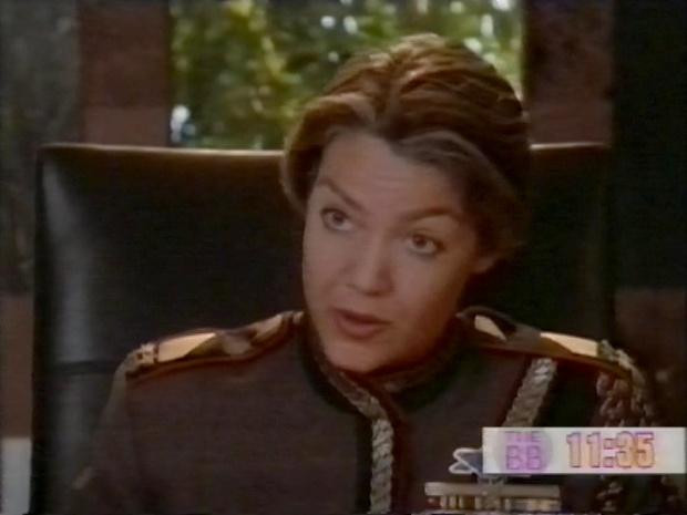 General Ivanova