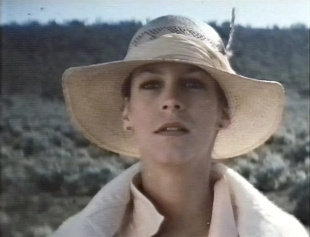 Jamie Lee Curtis as Hitch