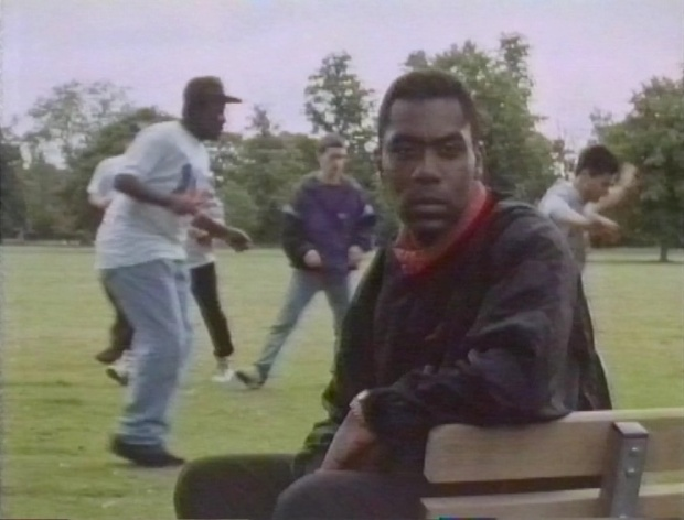 Lenny Henry in Alive and Kicking