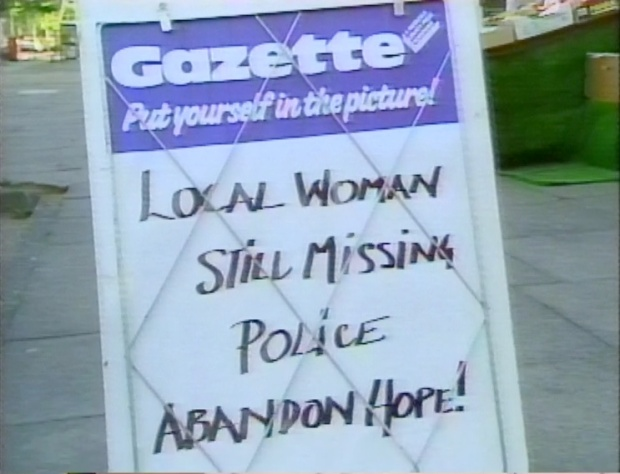 Local Woman Still missing