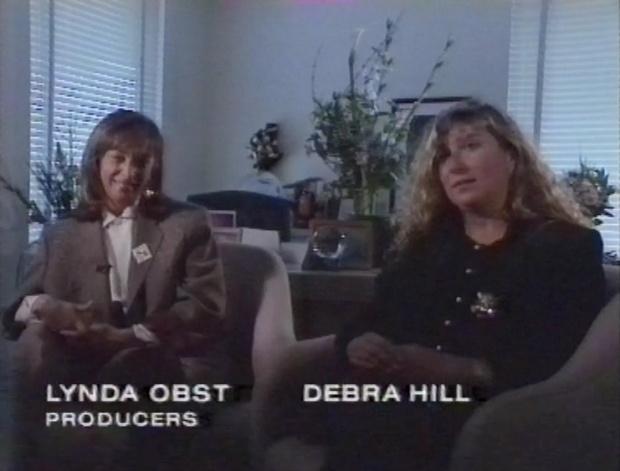 Lynda Obst and Debra Hill