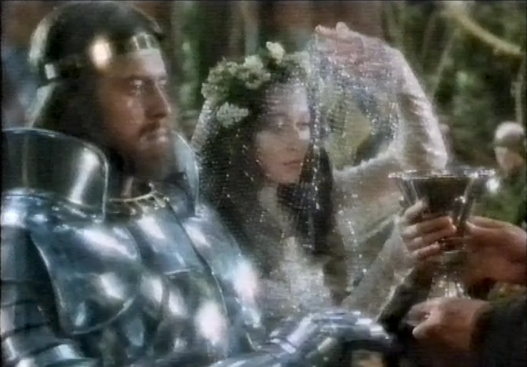 Excalibur tape 685 vhistory for 12 rules of the knights of the round table