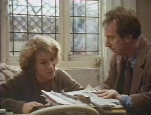 Bill Paterson and Juliet Stephenson