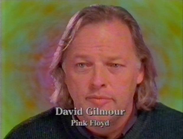 Dave Gilmour
