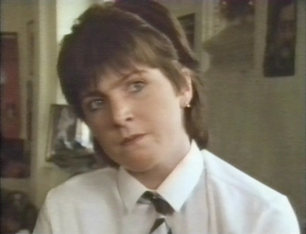 Felicity Montagu in Victoria Wood