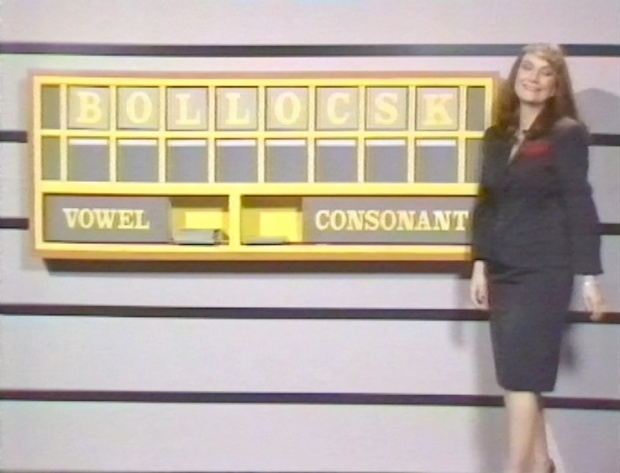 Fry & Laurie do Countdown