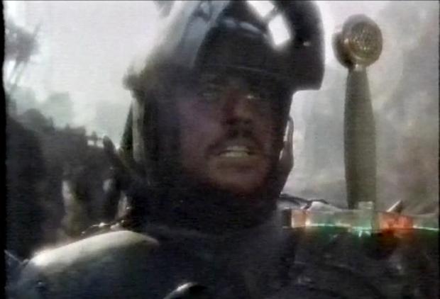 Gabriel Byrne in Excalibur