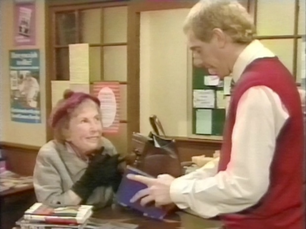 Gretchen Franklin in Victoria Wood