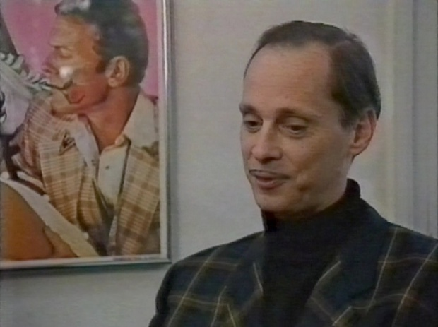 John Waters on The Word