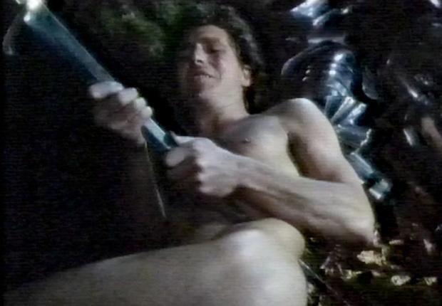 Lancelot Impaled