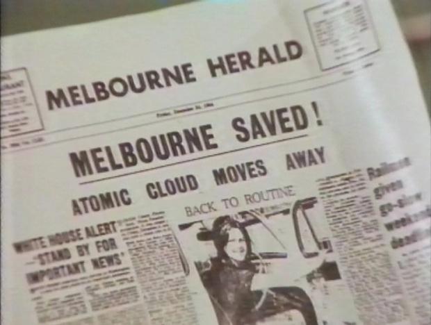 Melbourne Saved
