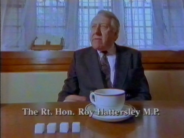 Roy Hattersley on The Magic Roundabout