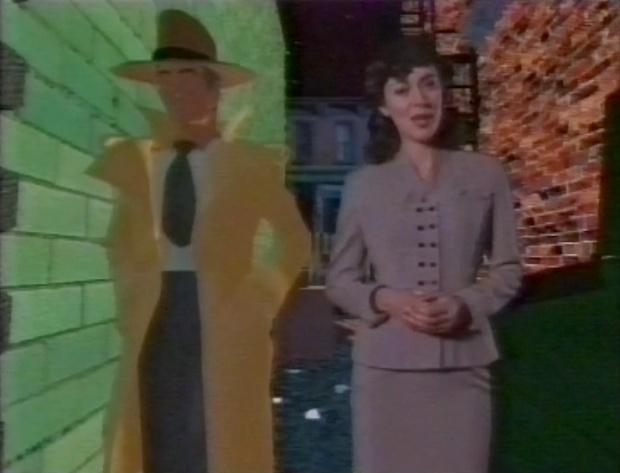 Sharon Sheehan and Ray Tracy