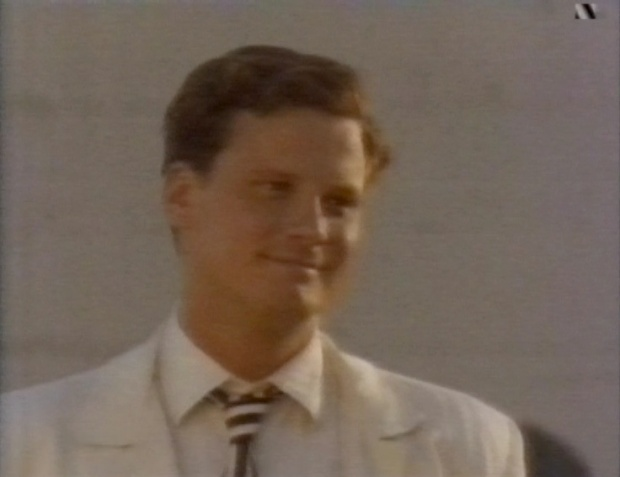 Colin Firth in Tales from the Hollywood Hills