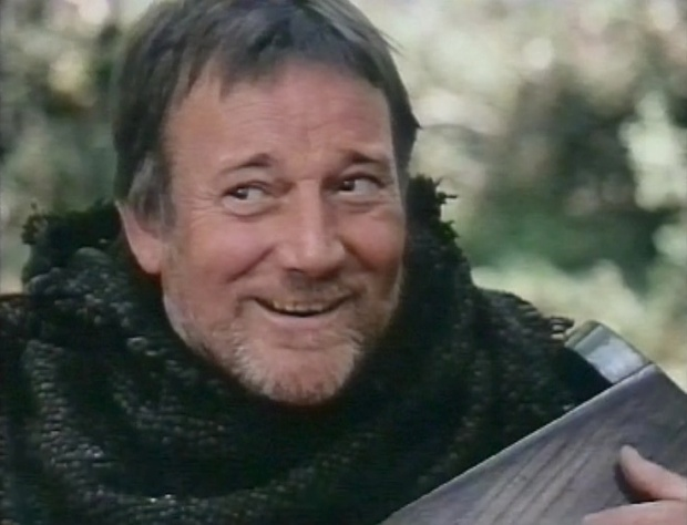 Denholm Elliot as Will Scarlet