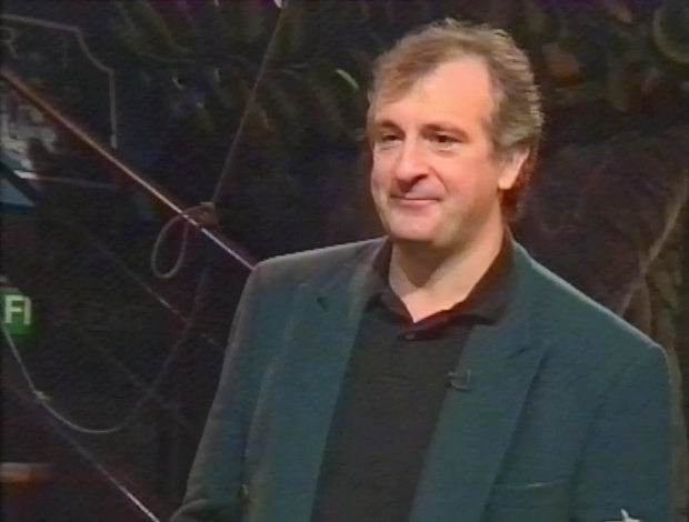 Douglas Adams at the Royal Institution