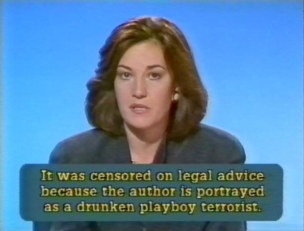 Drunken terrorist playboy