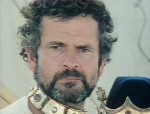 Ian Holm is King John