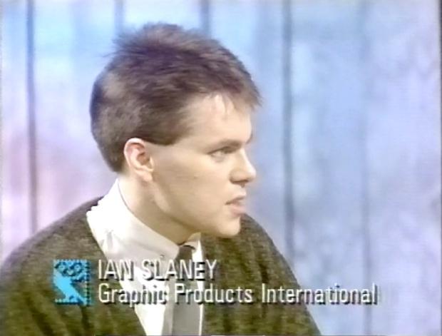 Ian Slaney
