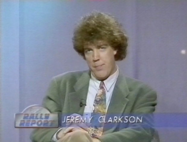 Jeremy Clarkson on Rally report