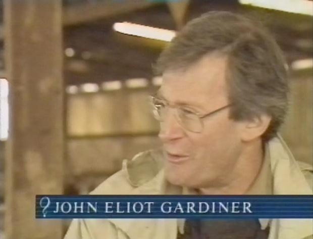 John Eliot Gardener