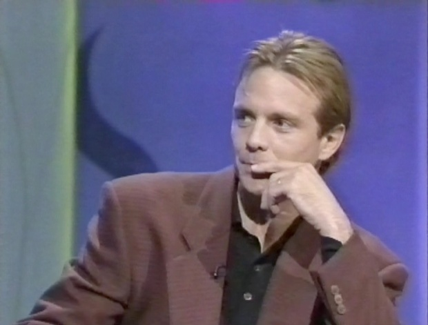 Michael Biehn on Wogan