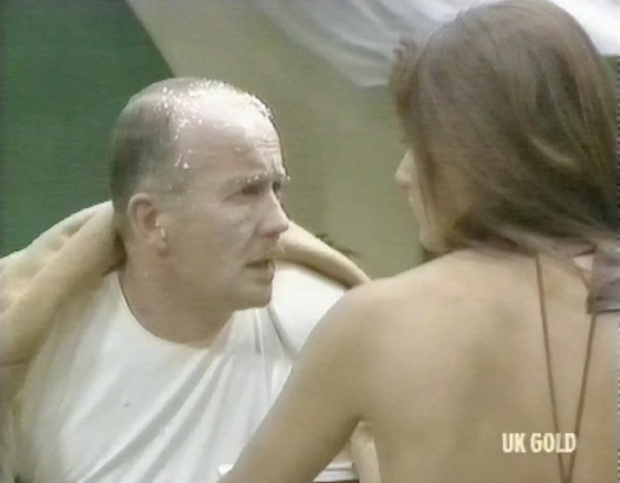 Michael Sheard in The Invisible Enemy