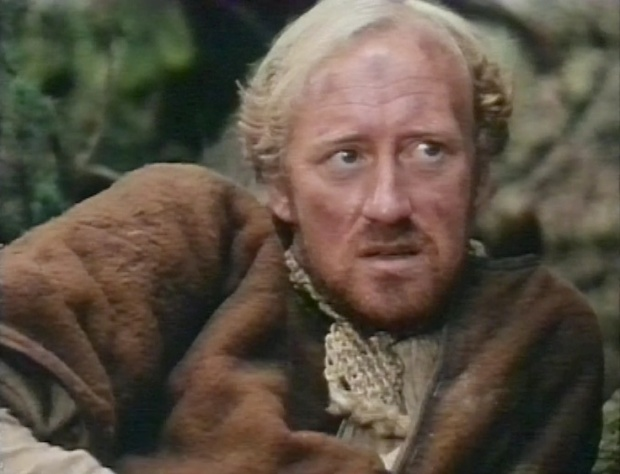 Nicol Williamson as Little John