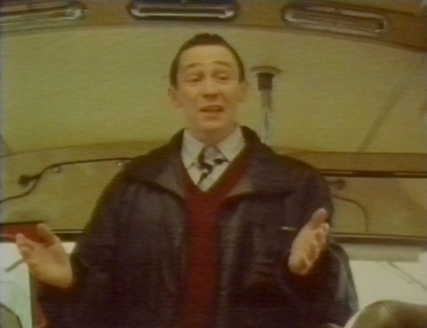 Paul Whitehouse in The Weekenders
