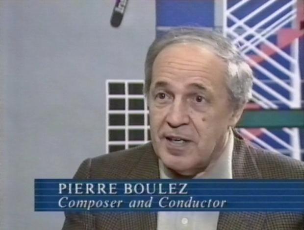 Pierre Boulez 2