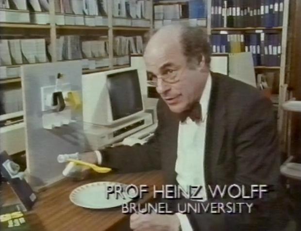 Professor Heinz Woolf