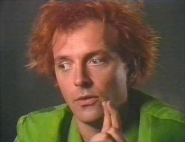Rik Mayall in Drop Dead Fred