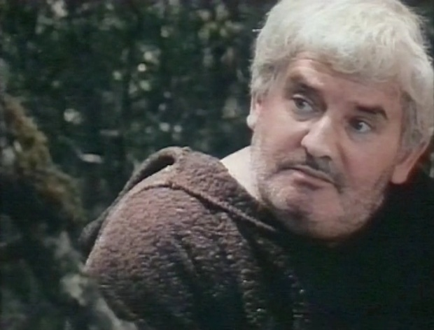 Ronnie Barker as Friar Tuck