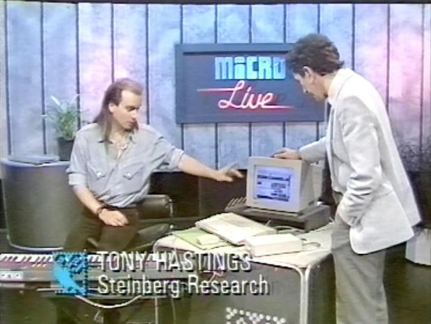 Tony Hastings