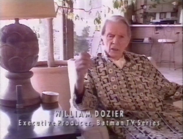 William Dozier