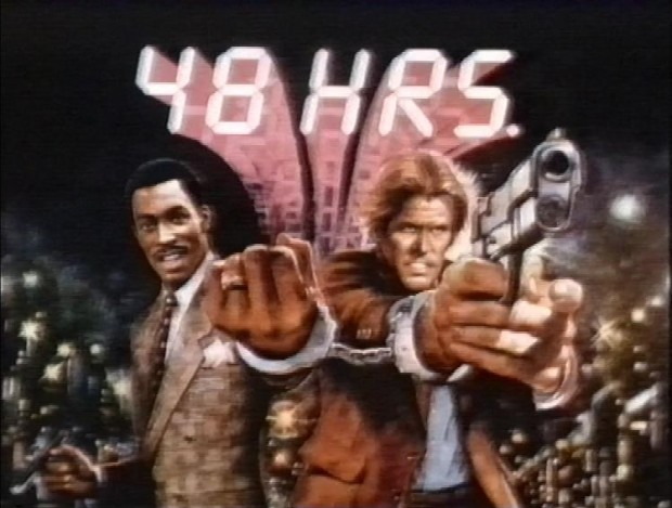 48 Hrs Poster