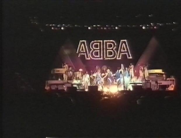 ABBA at Wembley