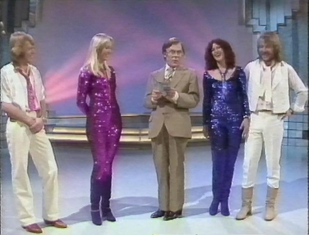 ABBA on the Mike Yarwood Show