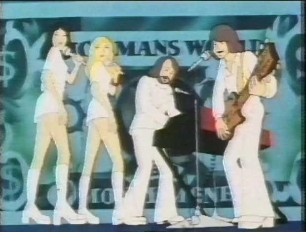 ABBA the animated series
