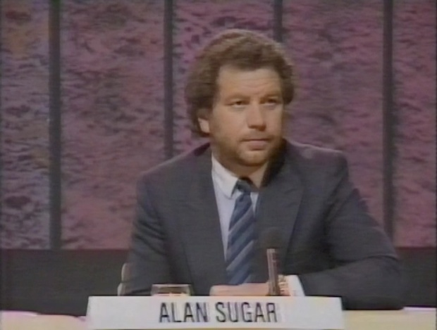 Alan Sugar on Micro Live