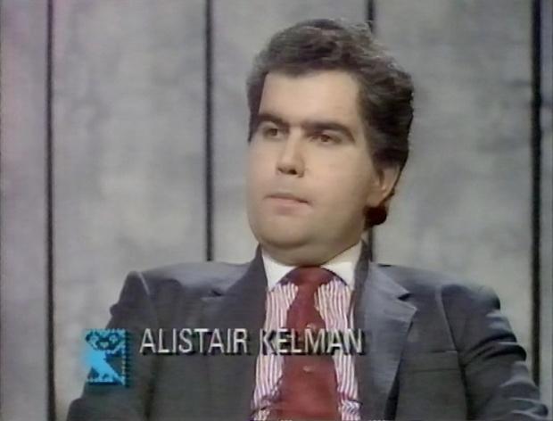 Alistair Kelman