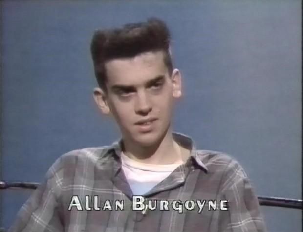 Allan Burgoyne